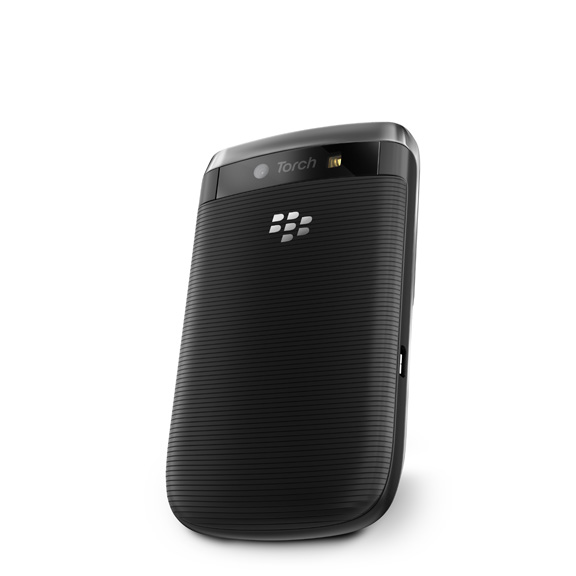 BlackBerry Torch 9800 Official Photos