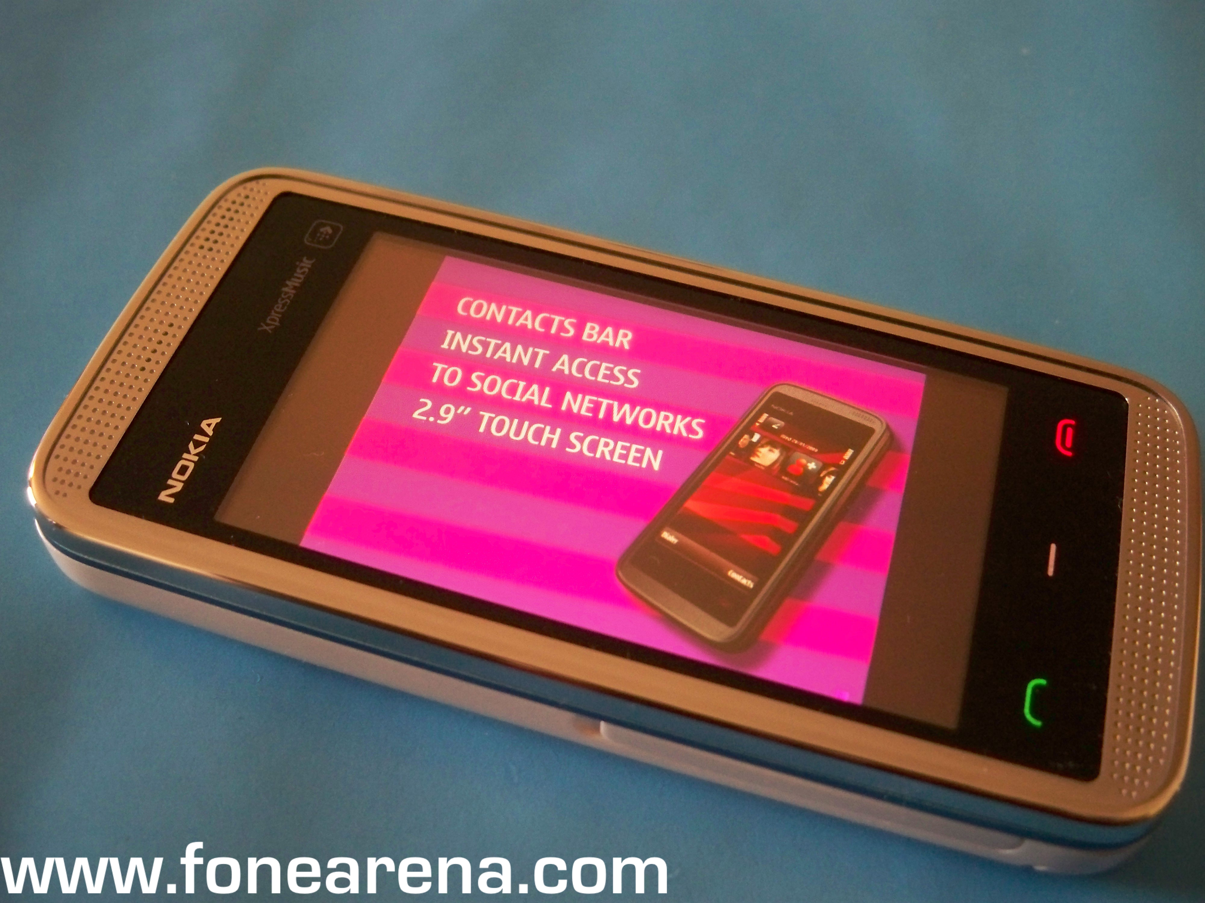 Nokia 5530 XpressMusic Photo Gallery