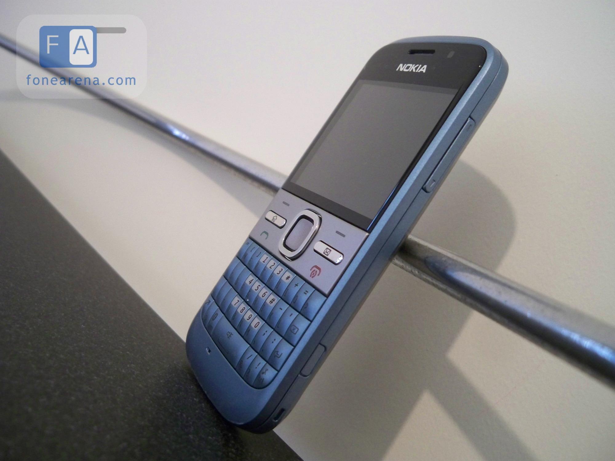 Nokia E5 Hardware Tour Gallery