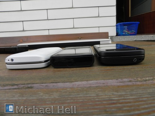 Nokia E71 Gallery Lock Free