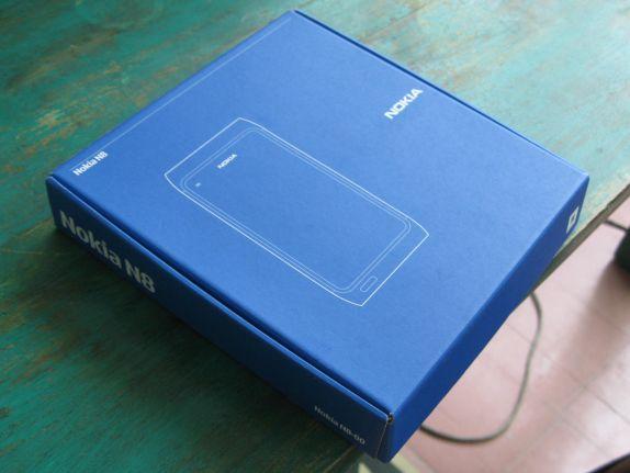 Cần bán lại ĐT nokia N8-32Gb mua tại TGDĐ còn Bh hơn 9 tháng
